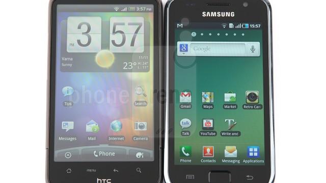 HTC-Desire-HD-vs-Samsung-Galaxy-S-Review-Design-01