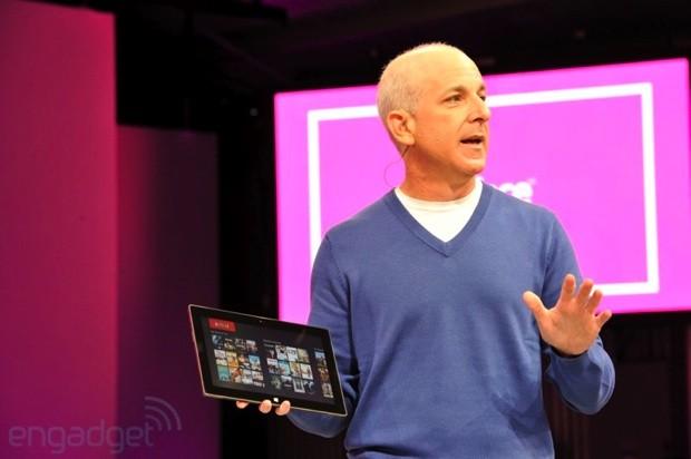 Microsoft's Sinofsky says Windows 8 PCs can undercut Apple's 'recreational' iPad mini, can't quite explain Surface