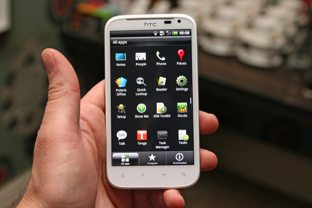 HTC Sensation XL review - AIVAnet