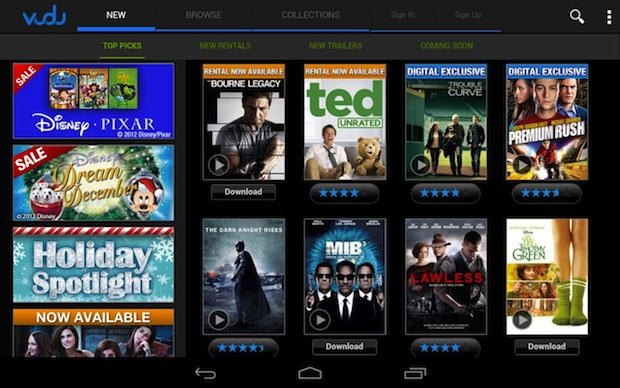 free movie streaming sites for android