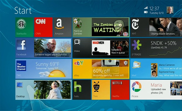Microsoft trots out Windows 8 mockups circa 2010, details the OS design process (video)