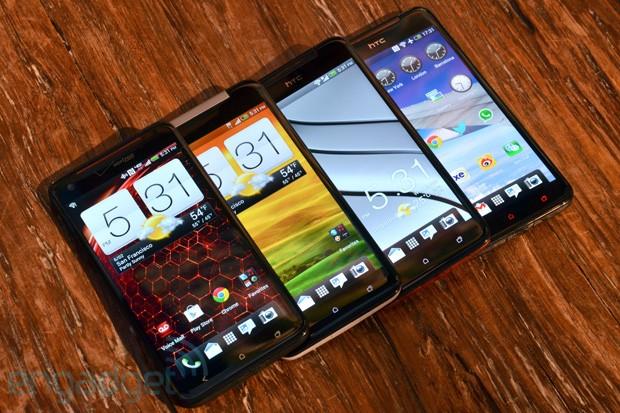 HTC Droid DNA vs J Butterfly vs Butterfly fly!
