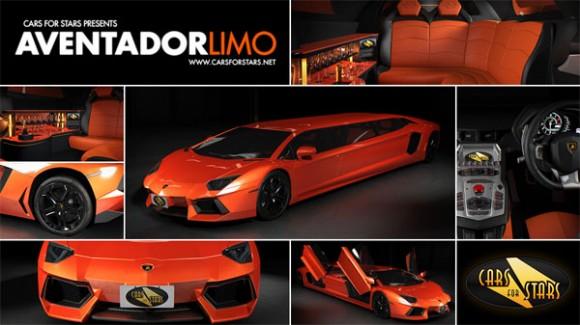 Lamborghini Aventador Stretch Limo A Waste Of An Awesome Car Aivanet