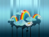 spring rainbow by digitalisim (4)