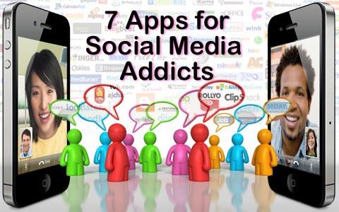 7 Social Media Apps