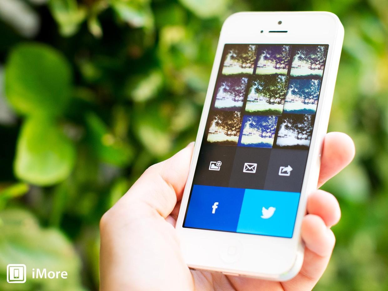популярные редакторы фото для айфона каком