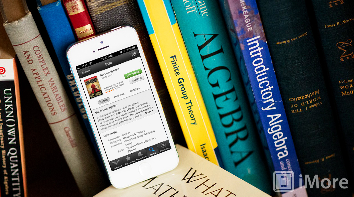 where to download books on iphone