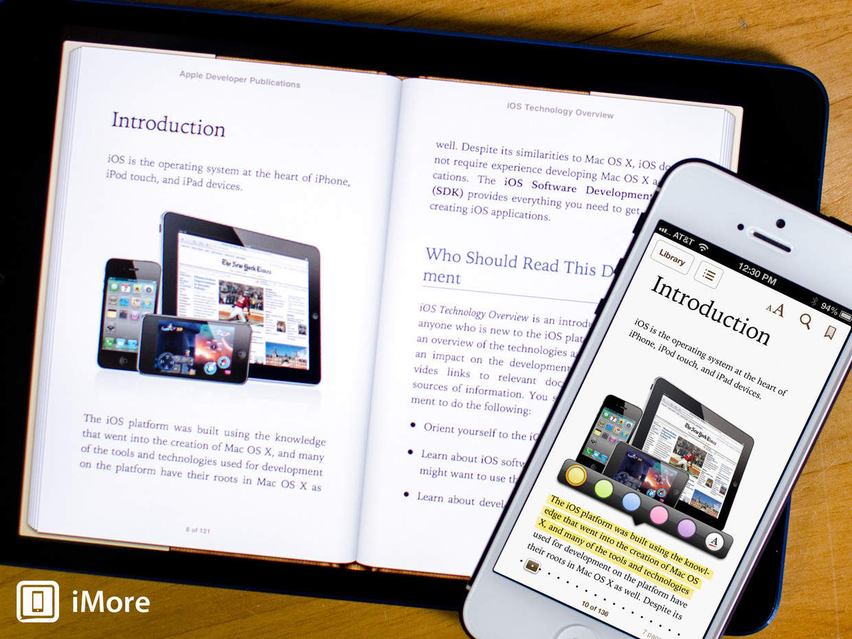 How to highlight and notate books and PDFs with iBooks for iPhone and iPad
