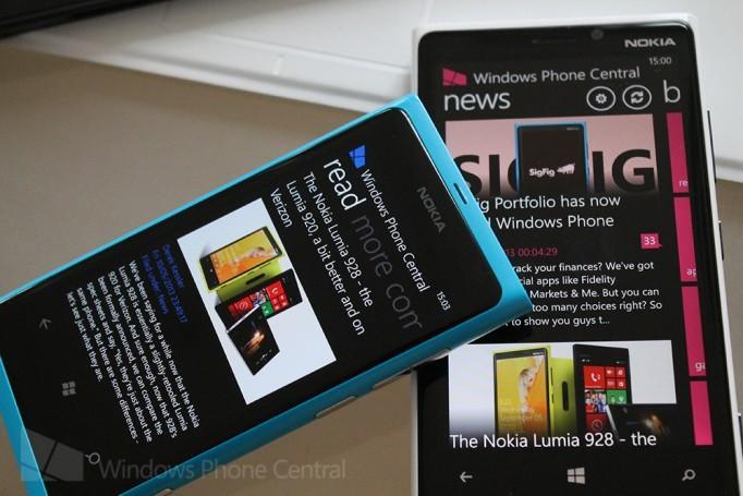 windows phone central app v4