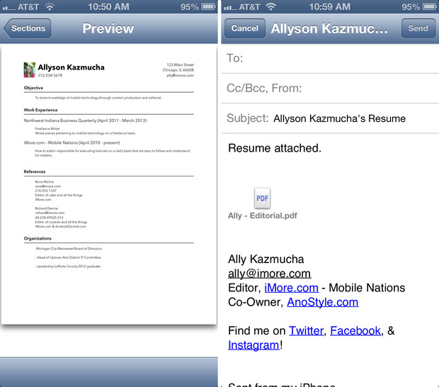 how to edit your resume on iphone 28 images resume