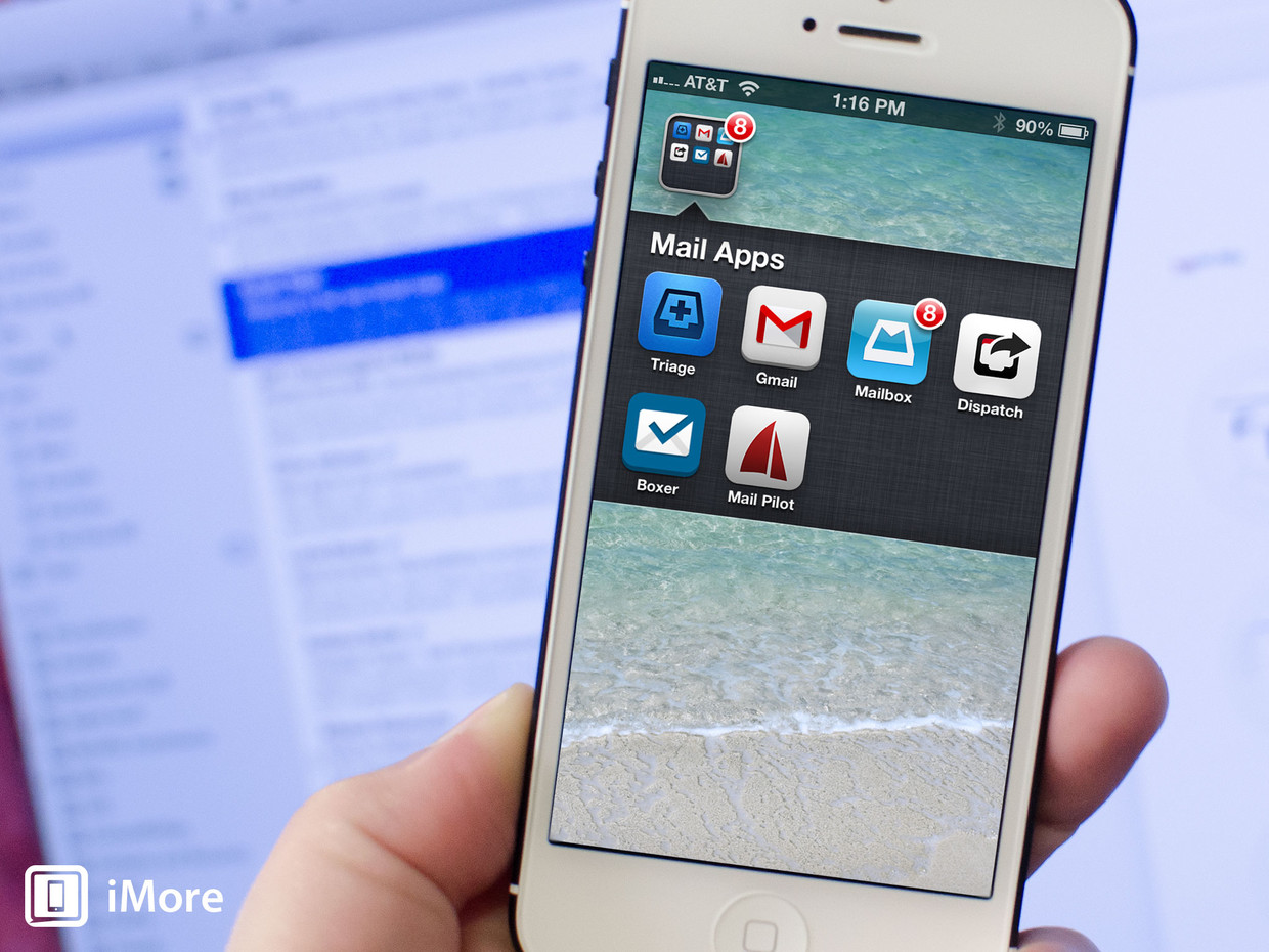 Best email apps for iPhone: Mailbox, Triage, Boxer, and more! - AIVAnet