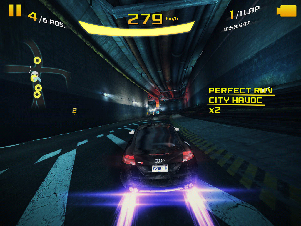 Asphalt 8 Airborne Review Burn Rubber In Ways Physics