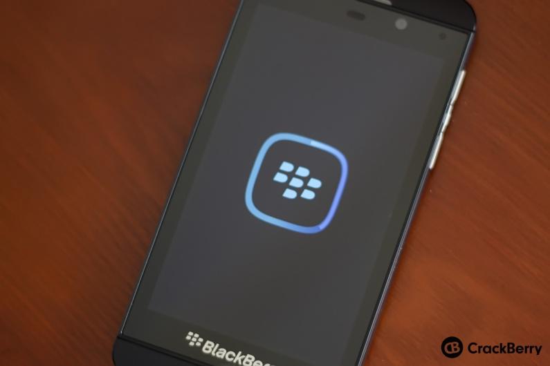 blackberry-z10-bootup