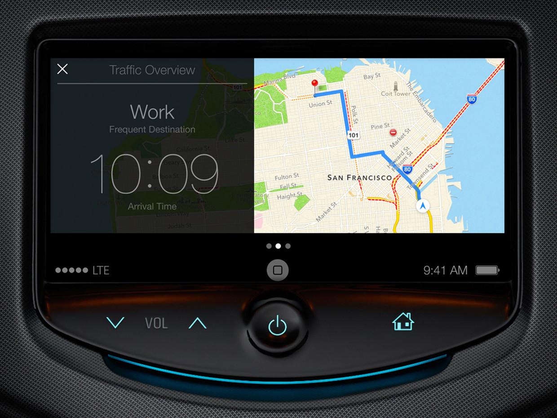 iOS 7 preview: iOS in the Car