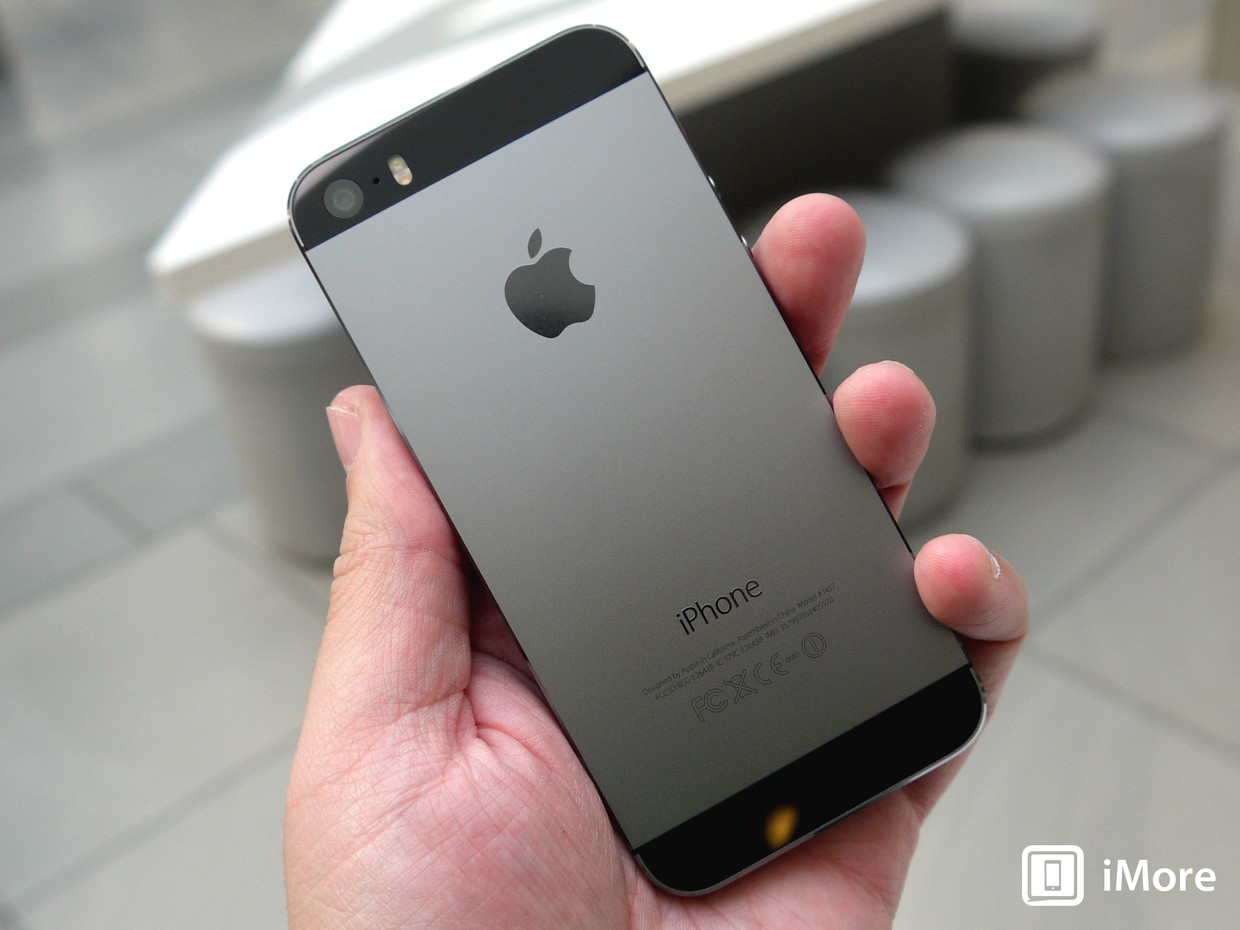 Iphone 5s space gray is ugly - b33f3