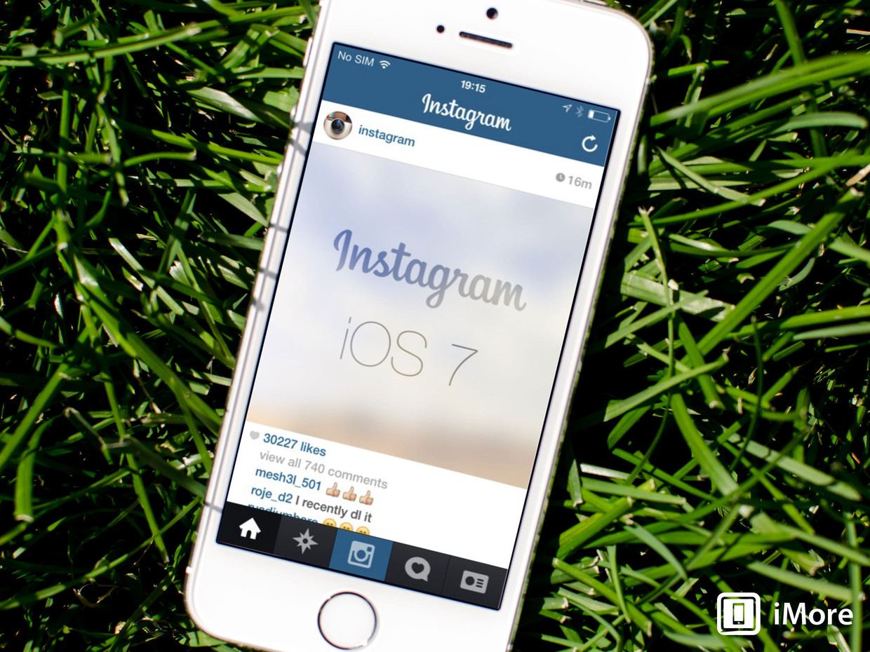 Instagram updated with...