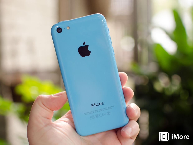 Blue iPhone 5c photo gallery - AIVAnet