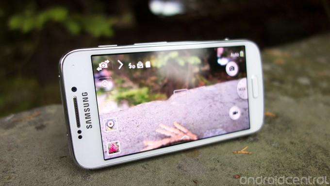 Galaxy S4 Zoom camera app