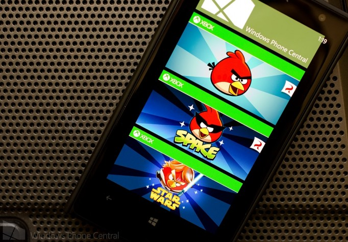 Trio of angry birds games updated for windows phone 8 - Angry birds trio ...