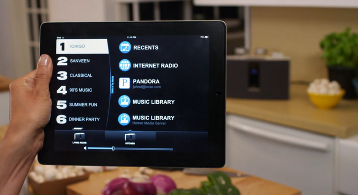 Bose enters Sonos territory with the SoundTouch WiFi music ...