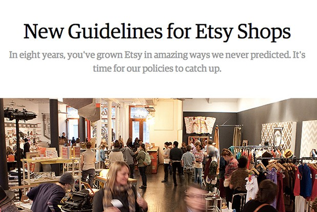 outside manufacturing application etsy review