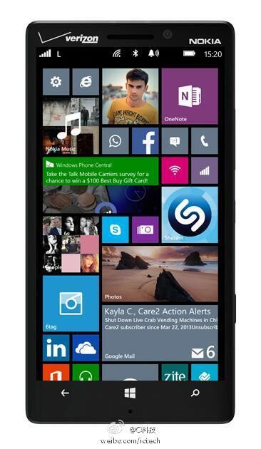 New render of Verizon Lumia 929 comes forward, believed to ...