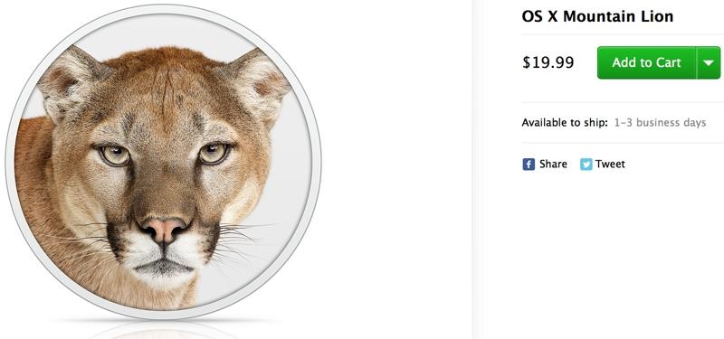 Macintosh mountain lion download code