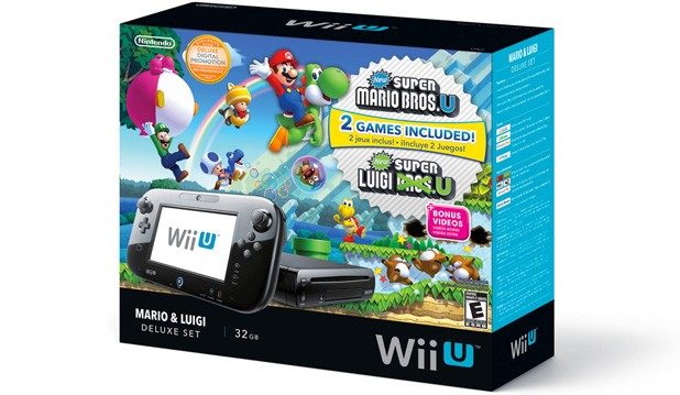 New Wii U Games 2013 : Nintendo s new wii u deluxe set includes mario games