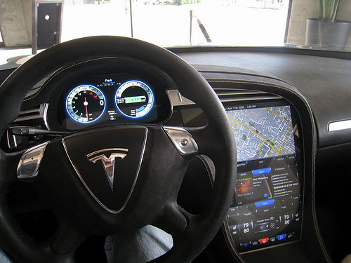 2013 Honda Civic Sedan >> Elon Musk: Model S getting Chrome Browser & may get ...