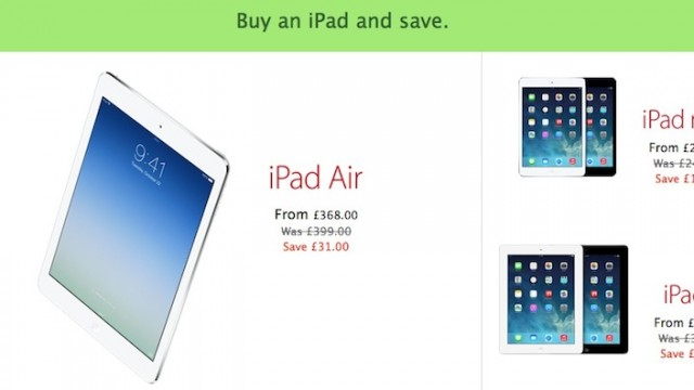 Apple S European Black Friday Sales Go Live With