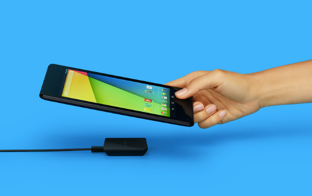 Wireless Charger For Nexus 5 And Nexus 7 Available Today