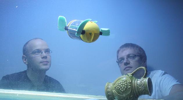 u-cat-robot-turtle