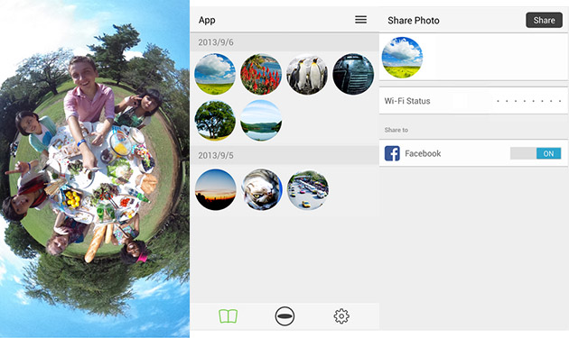 how to add 360 photo to google map