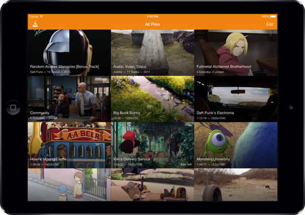 Vlc Gets One Touch Playback Controls And A Fresh New
