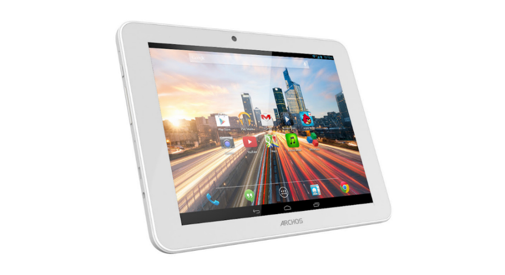Archos reveals three smartphones, one tablet for MWC