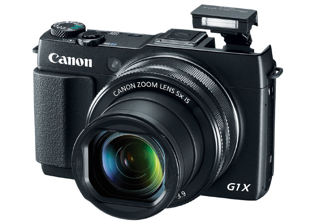 Canon updates high-end PowerShot lineup with $799 G1 X ...