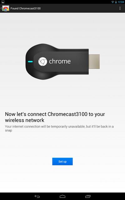 Chromcast App For Mac