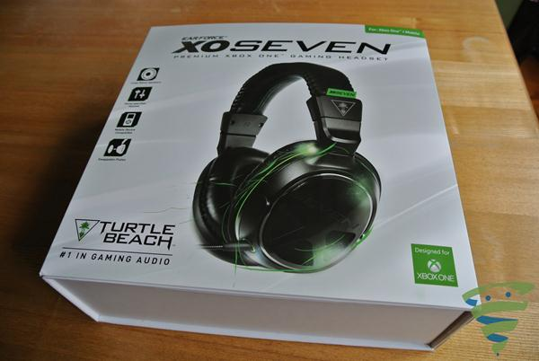 Turtle Beach Ear Force XO Seven Gaming Headset Review: Where