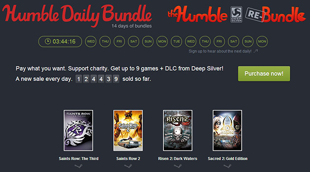 Humble Bundle Pinterest: Get A Different Humble Bundle Every Day For The Next Two