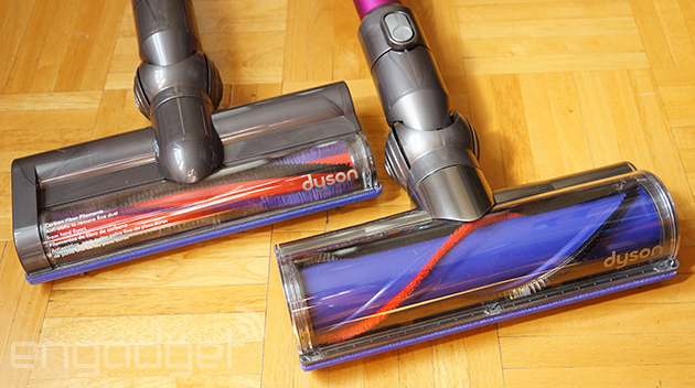 Dyson S Motorhead Cordless Vacuum Challenges Your Classic