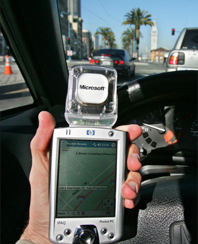 Microsoft Streets Tips 2005