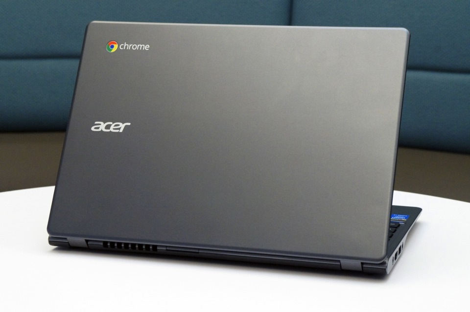 Acer C720 review (Core i3): Chromebooks just got a little more powerful