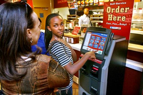 Self Ordering Kiosks How Restaurants Can Utilize
