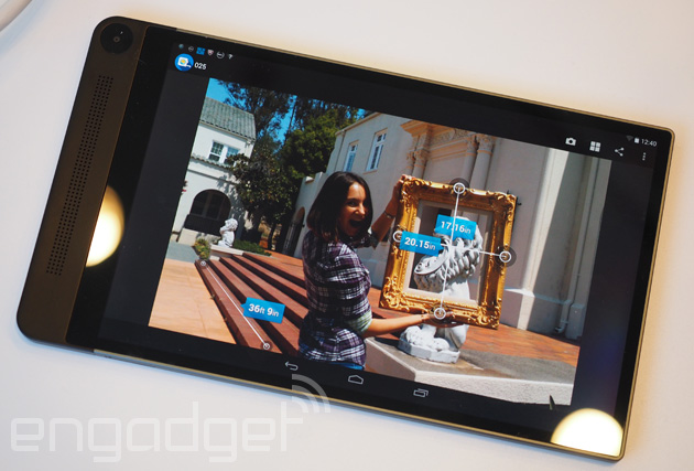 Hands-on with the Dell Venue 8 7000 tablet and Intel ...