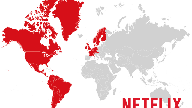 netflix positioning map