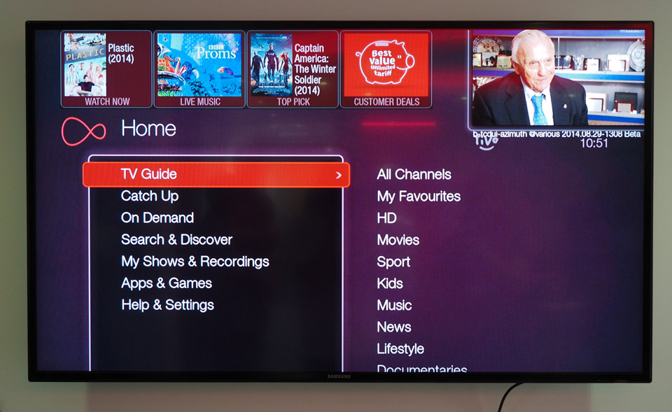 virgin medias giving  tivo ui   makeover aivanet