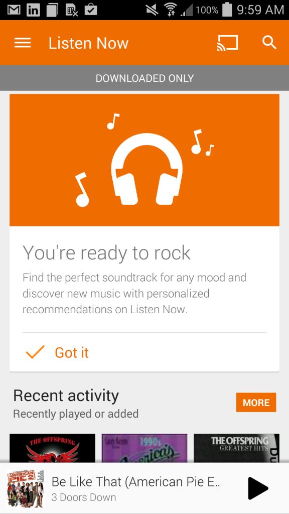 songza vs google play music