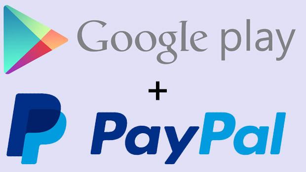 Google Play Abbuchung Paypal