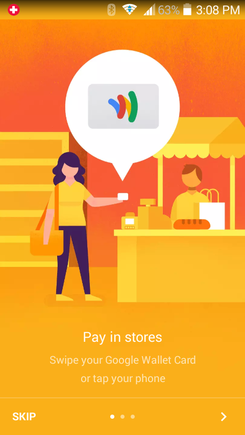 Google Wallet Updates with Material Design UI and Ability to Lock or