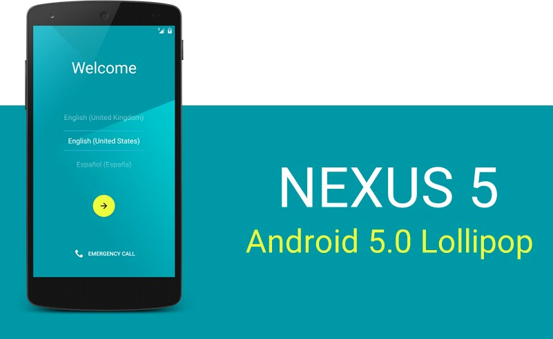 Install Android 5 0 Dev Preview Without A Computer On Nexus